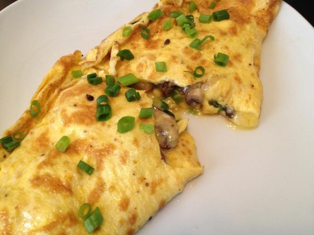 Man Omelette